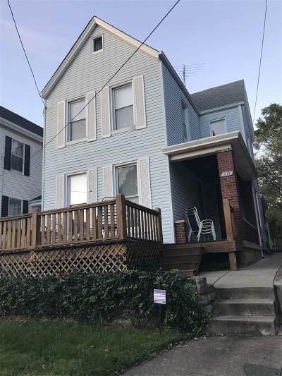 Campbell County Multi Family Home For Sale: 1115 Vine Street
