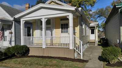 Boone County, Kenton County Single Family Home For Sale: 318 W 20th Street
