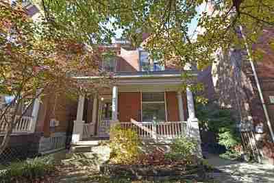 Newport Single Family Home For Sale: 421 E 3rd Street