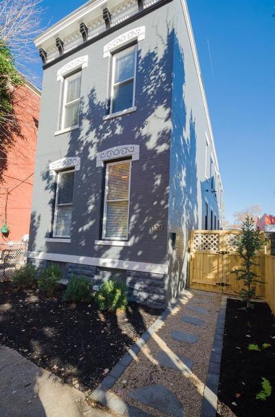 Covington Single Family Home For Sale: 1120 Banklick Street
