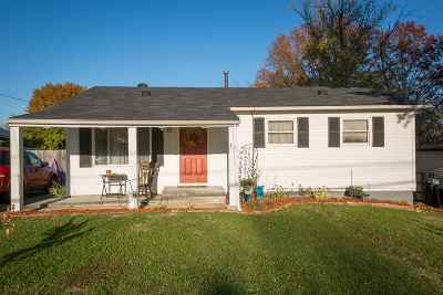 Florence, Erlanger Single Family Home For Sale: 730 Peach Tree Lane