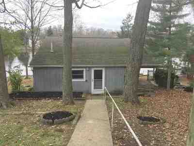 Boone County Single Family Home For Sale: 19 Boone Lake Circle
