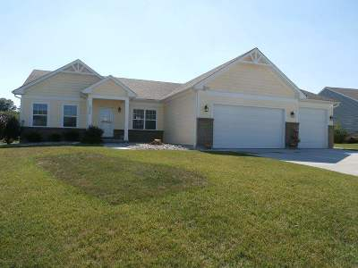 Alexandria Single Family Home For Sale: 10266 Goldeneye Drive