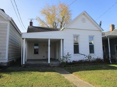 Bellevue Single Family Home For Sale: 136 Van Voast
