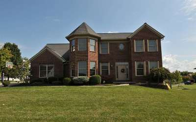 Alexandria Single Family Home For Sale: 118 Ridgeway Crossing