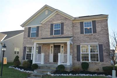 Single Family Home For Sale: 3643 Evensong Drive