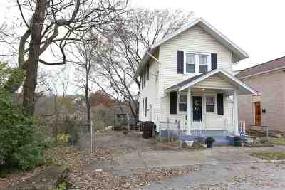 Newport Single Family Home For Sale: 53 Parkview Avenue