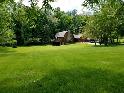 Campbell County Single Family Home For Sale: 10040 Woeste Rd.