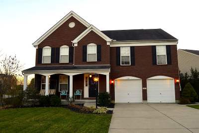 Union Single Family Home For Sale: 1105 Avon