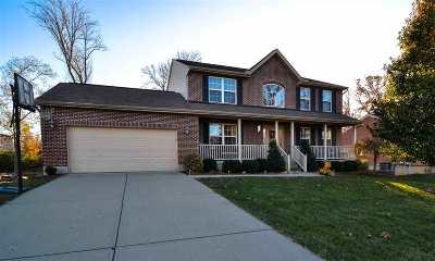 Burlington Single Family Home For Sale: 4886 Dartmouth Drive
