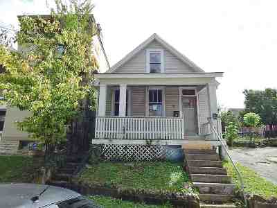 Covington Single Family Home For Sale: 9 E 24th