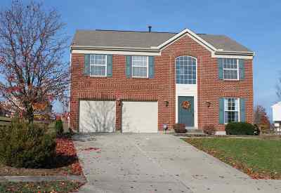 Single Family Home For Sale: 9124 Belvedere Court