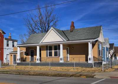 Campbell County Single Family Home For Sale: 314 Main Street