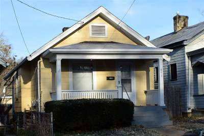Bromley, Ludlow Single Family Home For Sale: 850 Oak Street
