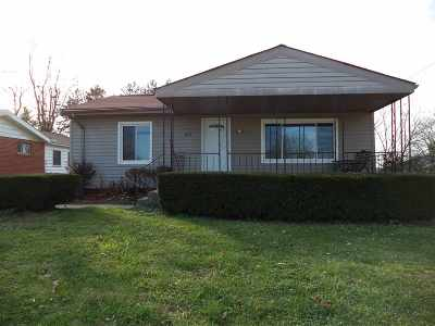 Boone County Single Family Home For Sale: 5855 Green Drive