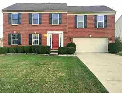 Burlington Single Family Home New: 2239 Bluegrama