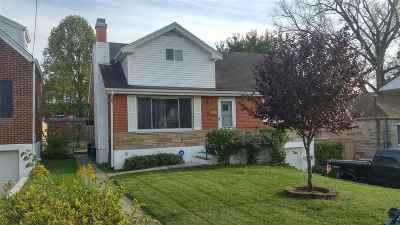 Bellevue Single Family Home For Sale: 92 Geiger Avenue