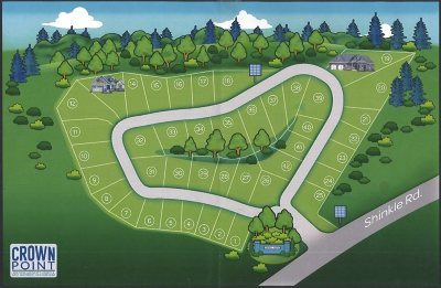 Lakeside Park Residential Lots & Land For Sale: 321 Crown Point