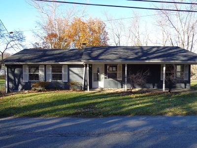 Campbell County Single Family Home For Sale: 10562 Pleasant Ridge Drive