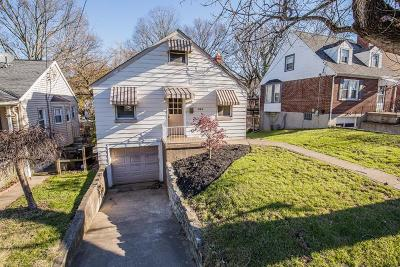 Bellevue Single Family Home For Sale: 889 Lafayette Avenue