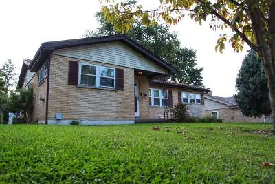 Florence Single Family Home For Sale: 5 Wallace Avenue