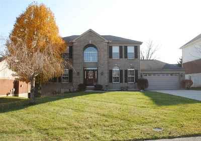 Hebron Single Family Home For Sale: 2135 Lumberjack Drive