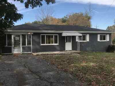 Independence Single Family Home For Sale: 538 Rice Road