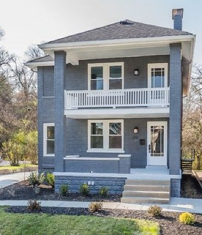 Fort Thomas Single Family Home For Sale: 2111 Memorial