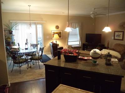 Campbell County Condo/Townhouse For Sale: 1841 Riverpointe Court #1