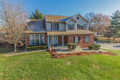 Florence Single Family Home For Sale: 84 Circle Drive