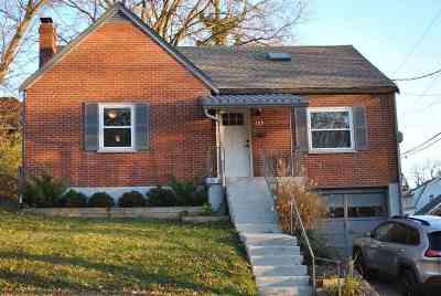 Newport Single Family Home For Sale: 306 Poplar Street
