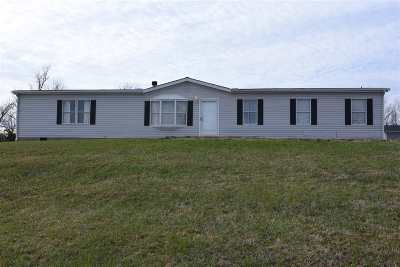 Gallatin County Single Family Home For Sale: 390 Millers Ridge Dr