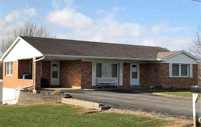 Dry Ridge Single Family Home New: 225 Reeves