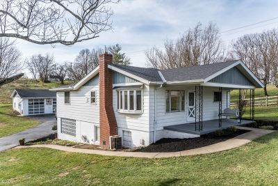 Boone County, Campbell County, Kenton County Single Family Home For Sale: 215 Independence Station Road