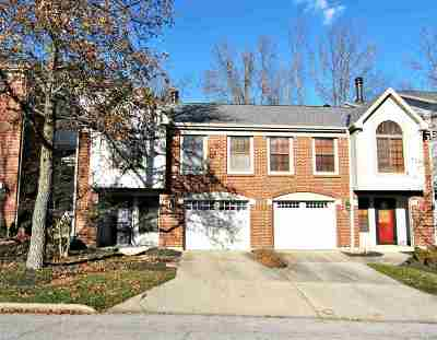 Boone County Condo/Townhouse For Sale: 1673 Shady Cove Lane