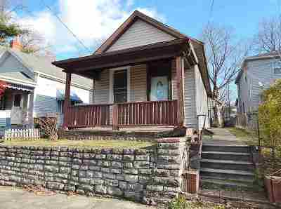 Bromley, Ludlow Single Family Home For Sale: 7 Euclid Street