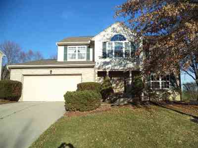 Burlington Single Family Home For Sale: 6968 Bermuda Drive