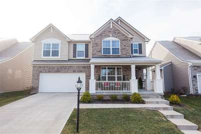 Union Single Family Home For Sale: 9703 Soaring Breezes