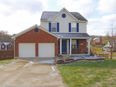 Single Family Home For Sale: 503 Rosebud Circle