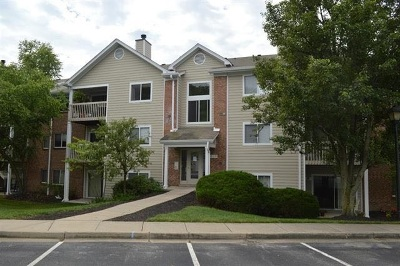 Campbell County Condo/Townhouse For Sale: 80 Creekwood #9