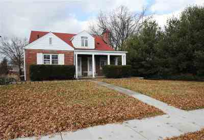Fort Mitchell, Fort Wright Single Family Home For Sale: 1612 E Crittenden