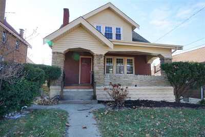 Bellevue Single Family Home New: 1208 Wilson Road