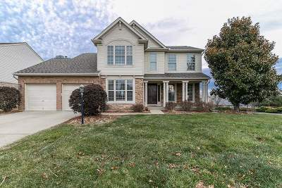 Hebron Single Family Home For Sale: 1030 Bloomfield Court