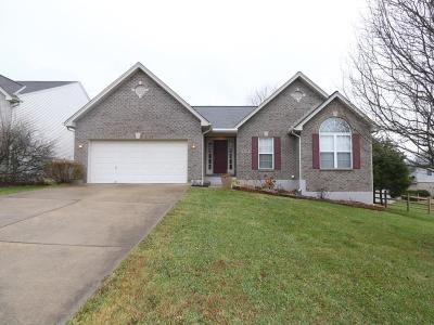 Florence Single Family Home For Sale: 985 Carspen Lane