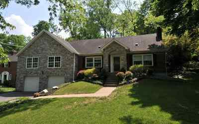 Park Hills KY Single Family Home For Sale: $324,800
