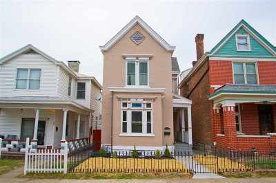 Bromley, Ludlow Single Family Home New: 438 Oak Street