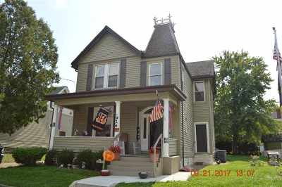 Campbell County Multi Family Home For Sale: 926 5th Avenue