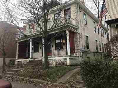 Kenton County Multi Family Home For Sale: 1921-1923 Denver Street