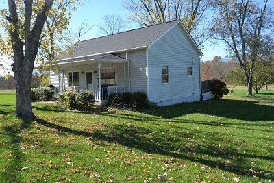 Pendleton County Single Family Home For Sale: 5681 Ky Hwy 609 Road