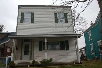 Dayton KY Single Family Home Pending: $115,000